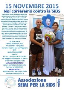 Locandina Verona Marathon 2015
