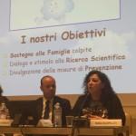 Sonia Scopelliti, Vicepresidente Semi per la SIDS