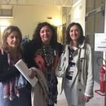 Sonia Scopelliti, Vicepresidente Semi per la SIDS, con i rappresentanti del Ministero della Salute