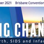 ISA-ISPID 2021 DIGITAL CONFERENCE, 11 - 13 novembre 2021 Brisbane, Queensland, Australia
